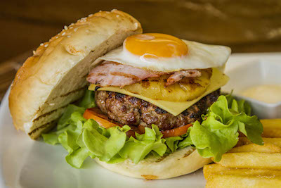 Best Burgers in Samui