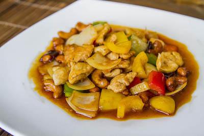 Thai cuisine Samui
