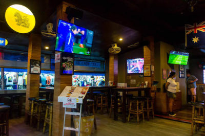 Live sports Koh Samui
