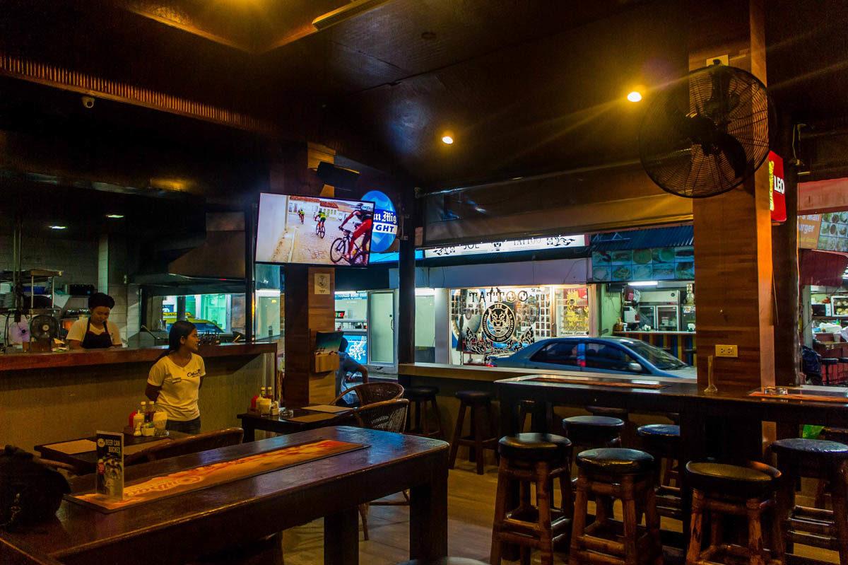 best bars in lamai