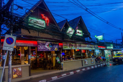 Outback Sports Bar & Restaurant Lamai Samui
