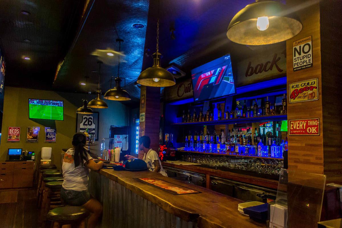 Sports Bar Koh Samui