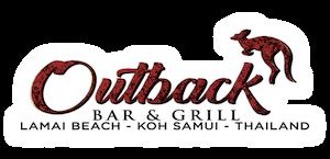 Outback Sports Bar Lamai Koh Samui