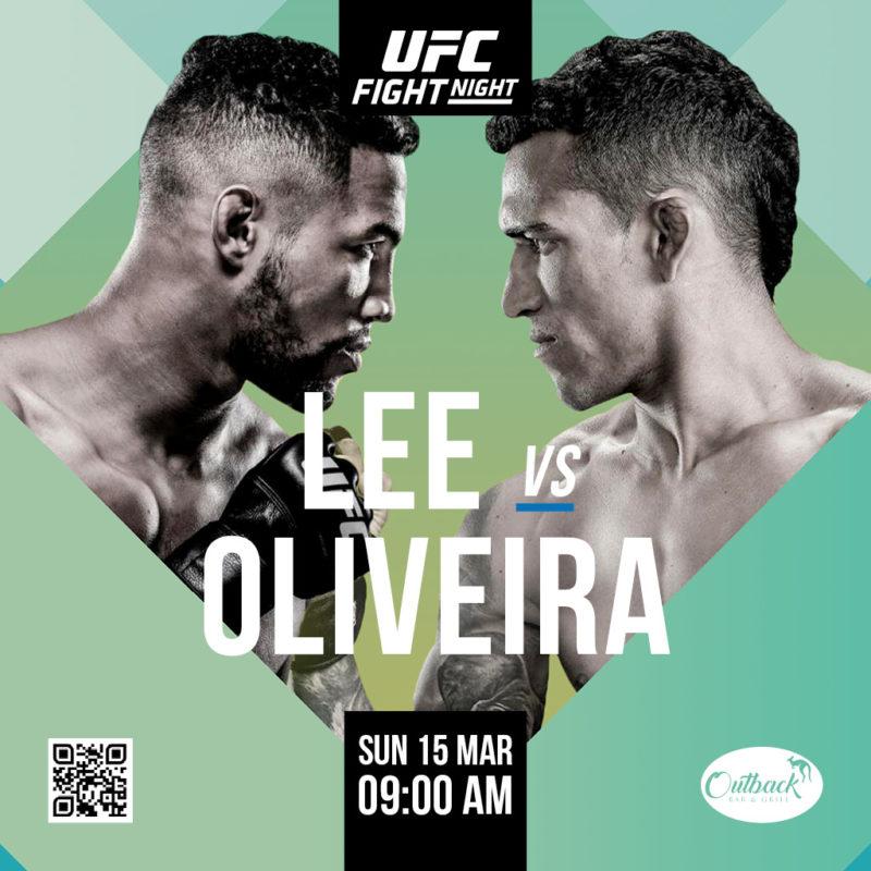Live UFC Samui